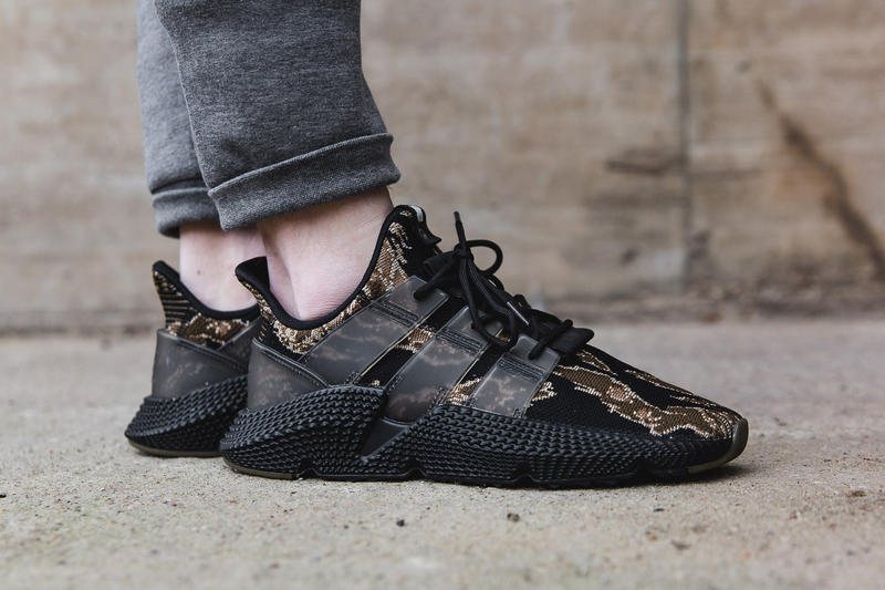 competitive price 6b75e e20e6 UNDEFEATED adidas Originals Prophere Tiger Camo On Feet Collaborations  Footwear Release Info Drops Date December 23