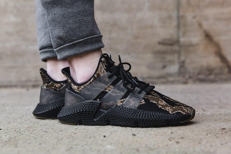 pretty nice 1dde6 e474e UNDEFEATED x adidas Originals Prophere On-Feet | HYPEBEAST