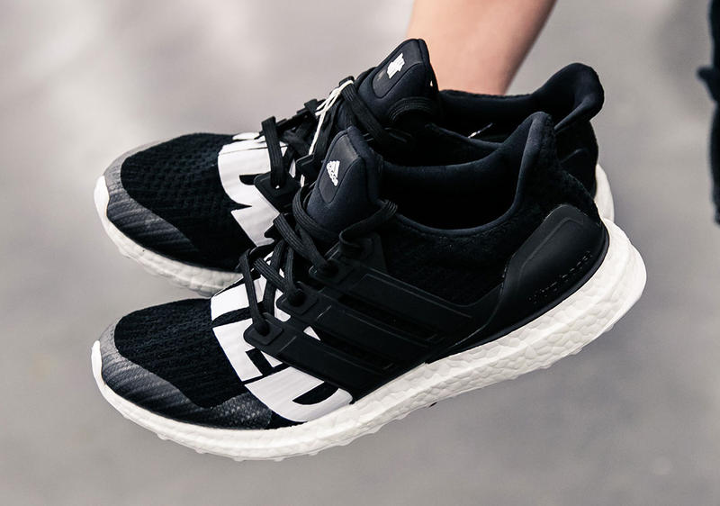 competitive price 27062 42d24 UNDEFEATED adidas UltraBOOST Black