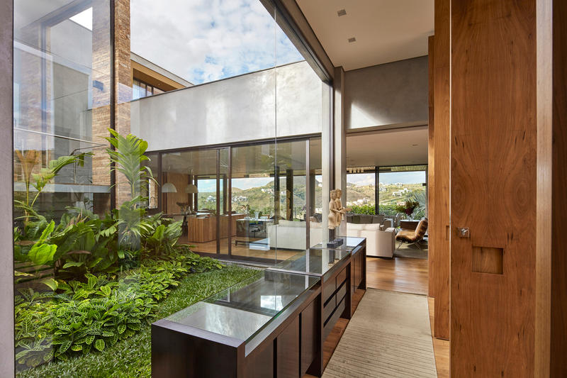 Valley House David Guerra Architects Nova Lima Brazil