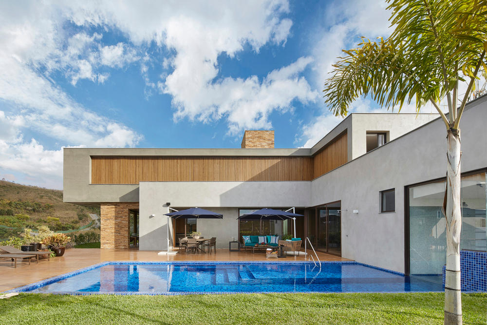 Valley House David Guerra Architects Nova Lima Brazil
