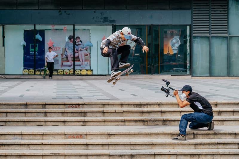 Vans Asia Skateboarding Skating
