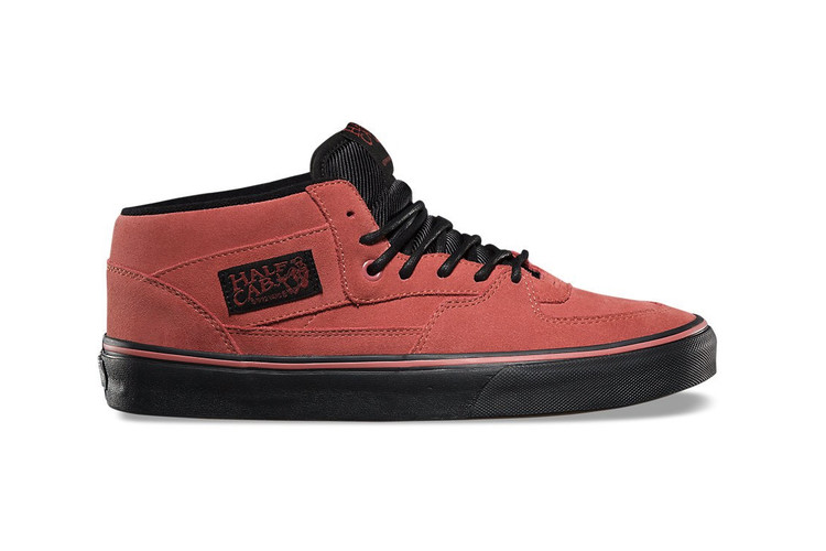 2209505643 The Vans Half Cab Gets Done in Suede With Four New Colorways