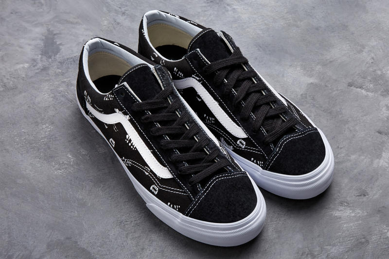 Vans SANKUANZ Year of the Dog Zodiac Collection