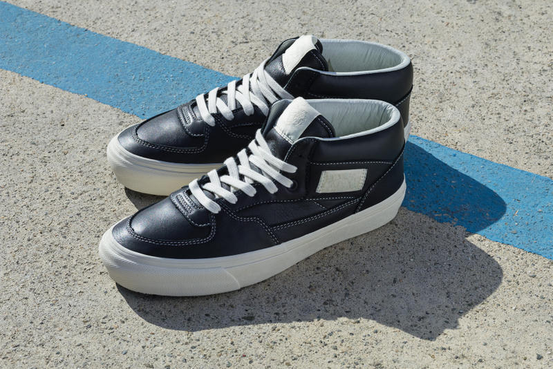 Vans Vault 25th Anniversary OG Half Full Cab Steve Caballero 1992 2017 December Release Date Info Sneakers Shoes Footwear