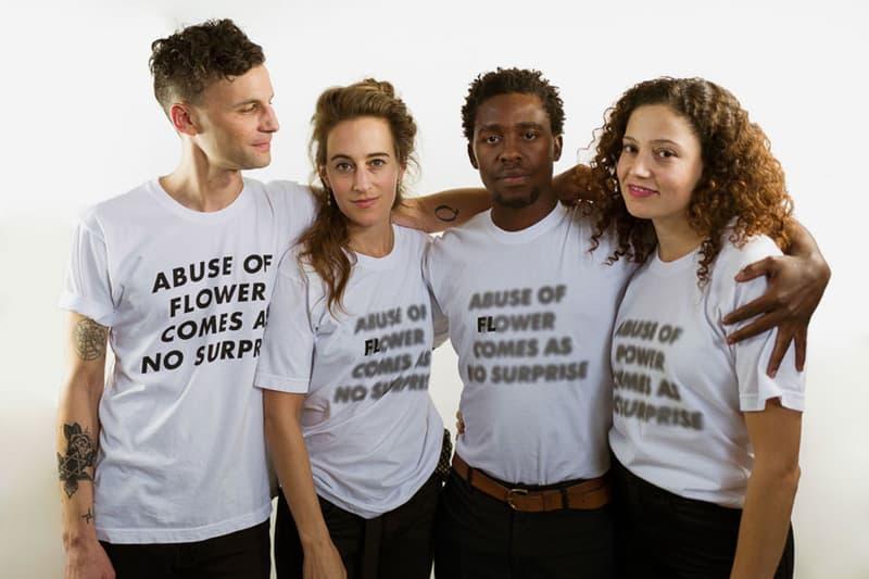 Virgil Abloh Jenny Holzer Design For Planned Parenthood T-shirt t-shirt tee collaboration Neo conceptual art feminist feminism