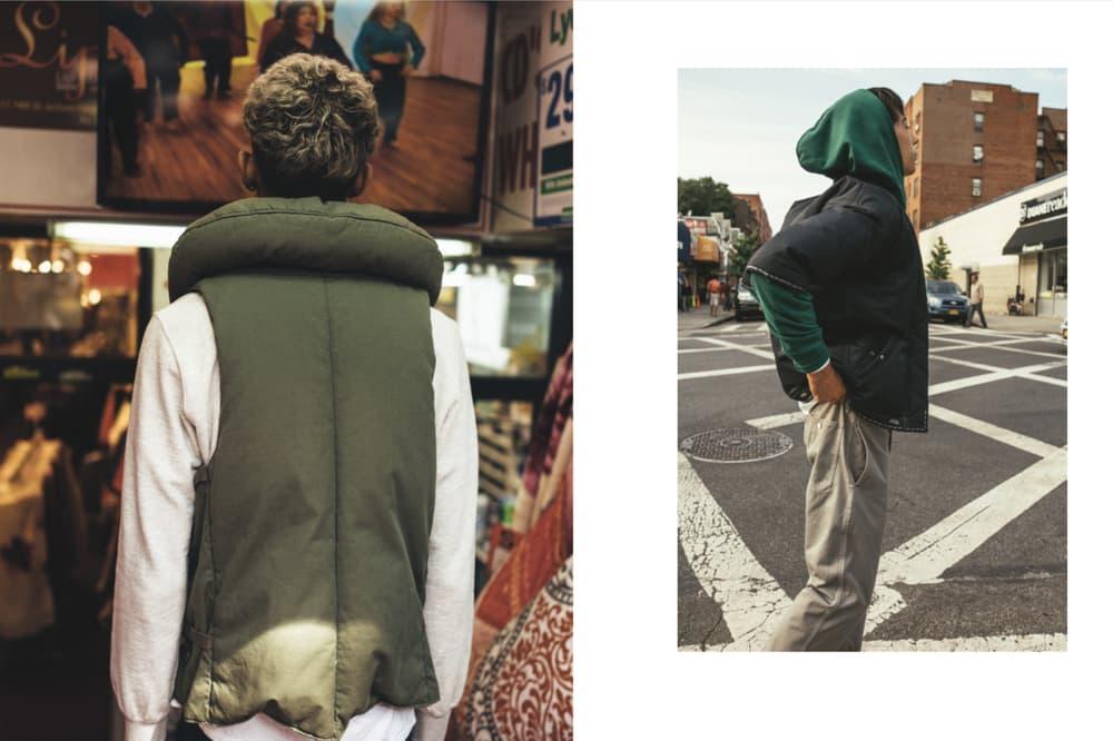 visvim fall/winter intelligence magazine editorial lookbook jima new york city