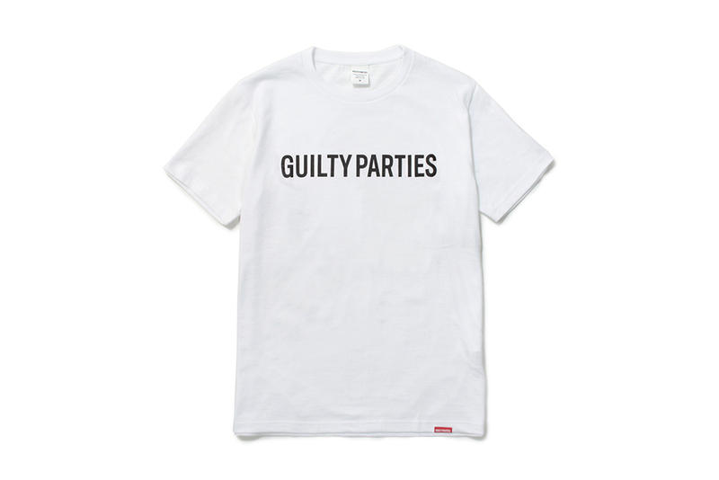 WACKO MARIA PARADISE TOKYO GUILTY PARTIES Streetwear Fashion Apparel Accessories