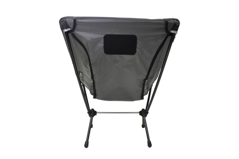 Winiche Co mita sneakers Helinox Chair Zero Collaboration Tokyo Japan Anniversary portable backpacker outdoors 2017 December 23