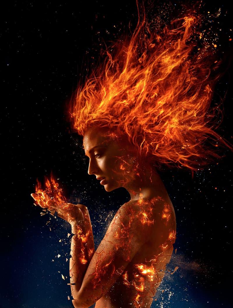 X-Men Dark Phoenix First Look With Sophie Turner