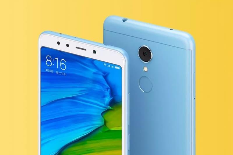Xiaomi Redmi 5 Smartphone Camera Phone Redmi 5 Plus