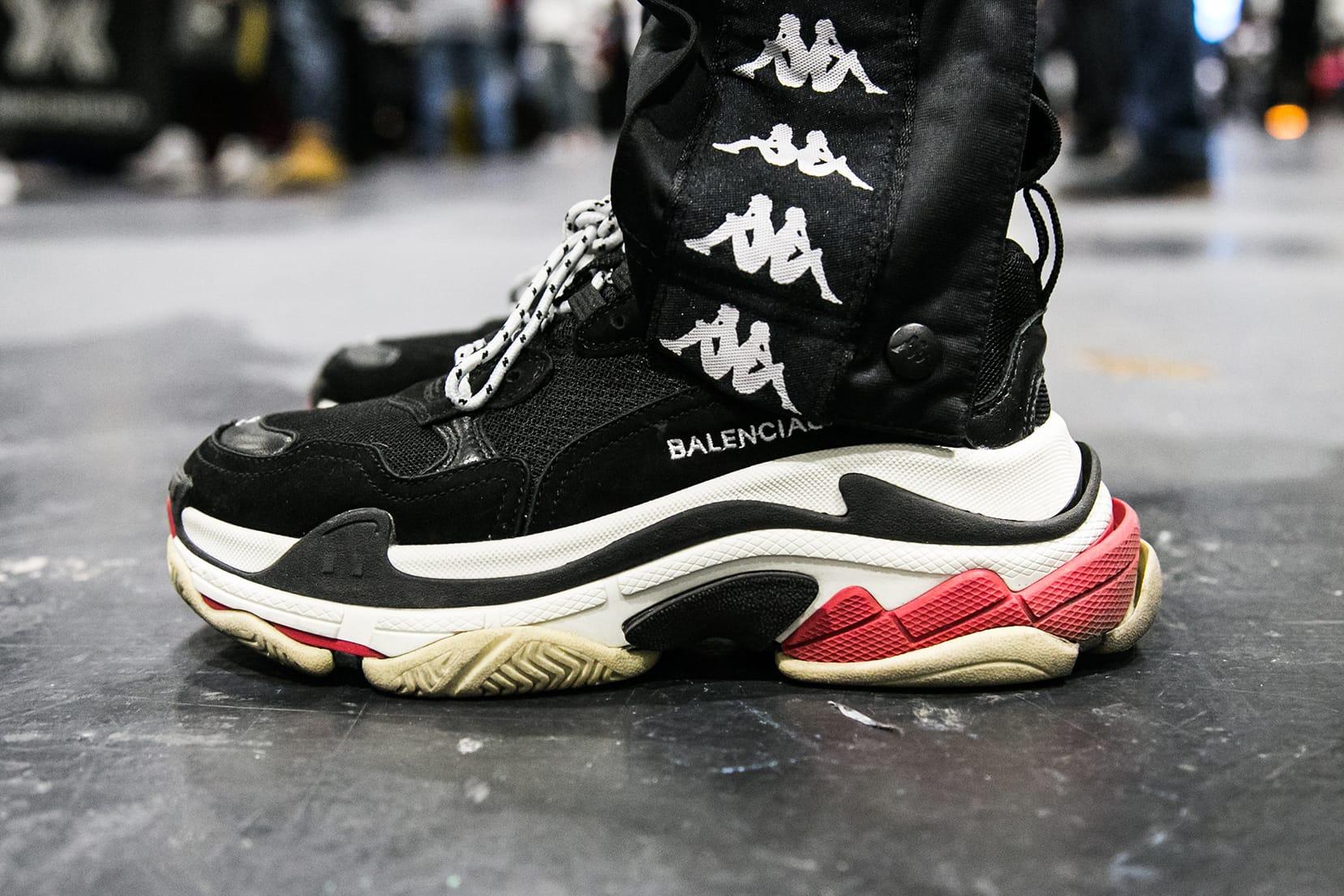Sneaker Con London Best On-Feet Looks