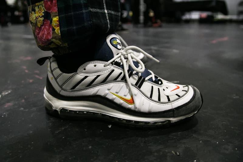 Sneaker Con London Yeezy BOOST Balenciaga Comme des Garçons adidas Nike Air Foce 1 Air Max Louis Vuitton Converse