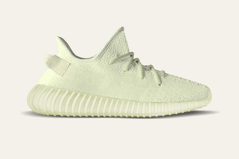 """YEEZY BOOST 350 V2 """"Ice Yellow"""" Rumored Release"""