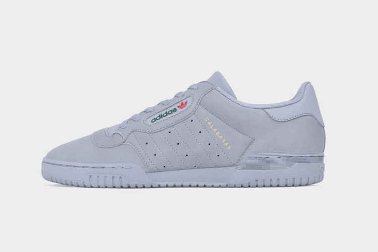 fa7a02baf050 The YEEZY Powerphase in Grey Is Already Hitting Retailers