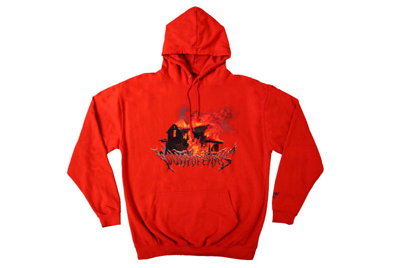 "YOUTH OF PARIS ""House Burn"" Hoodie Release"