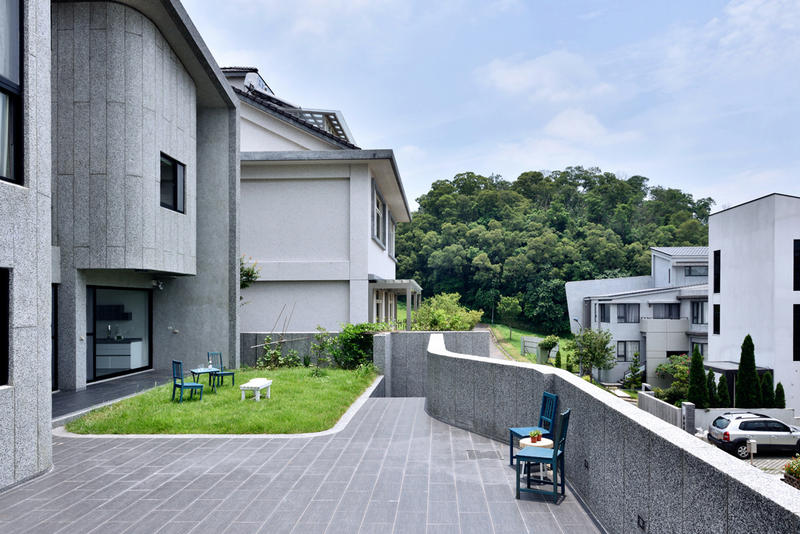 Yuan Architects House S Hsinchu City Taiwan Architecture