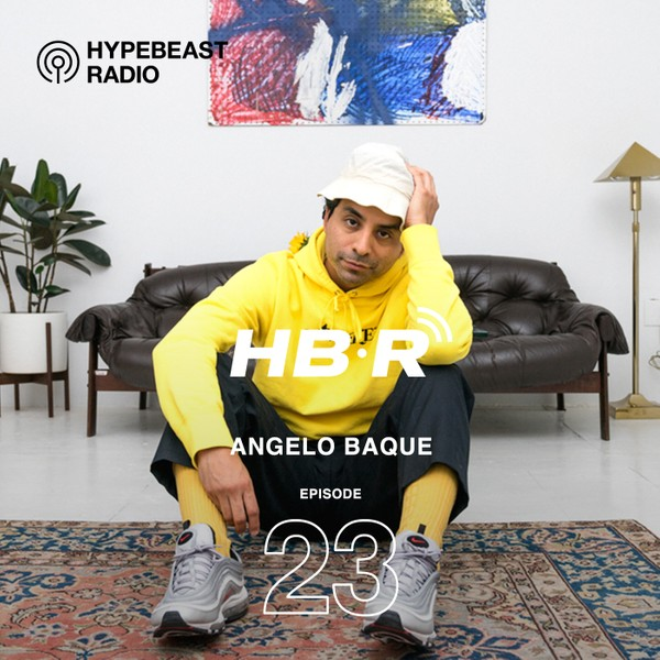 #23: Angelo Baque Explains How a Kid from Queens Found Himself at the Epicenter of Streetwear