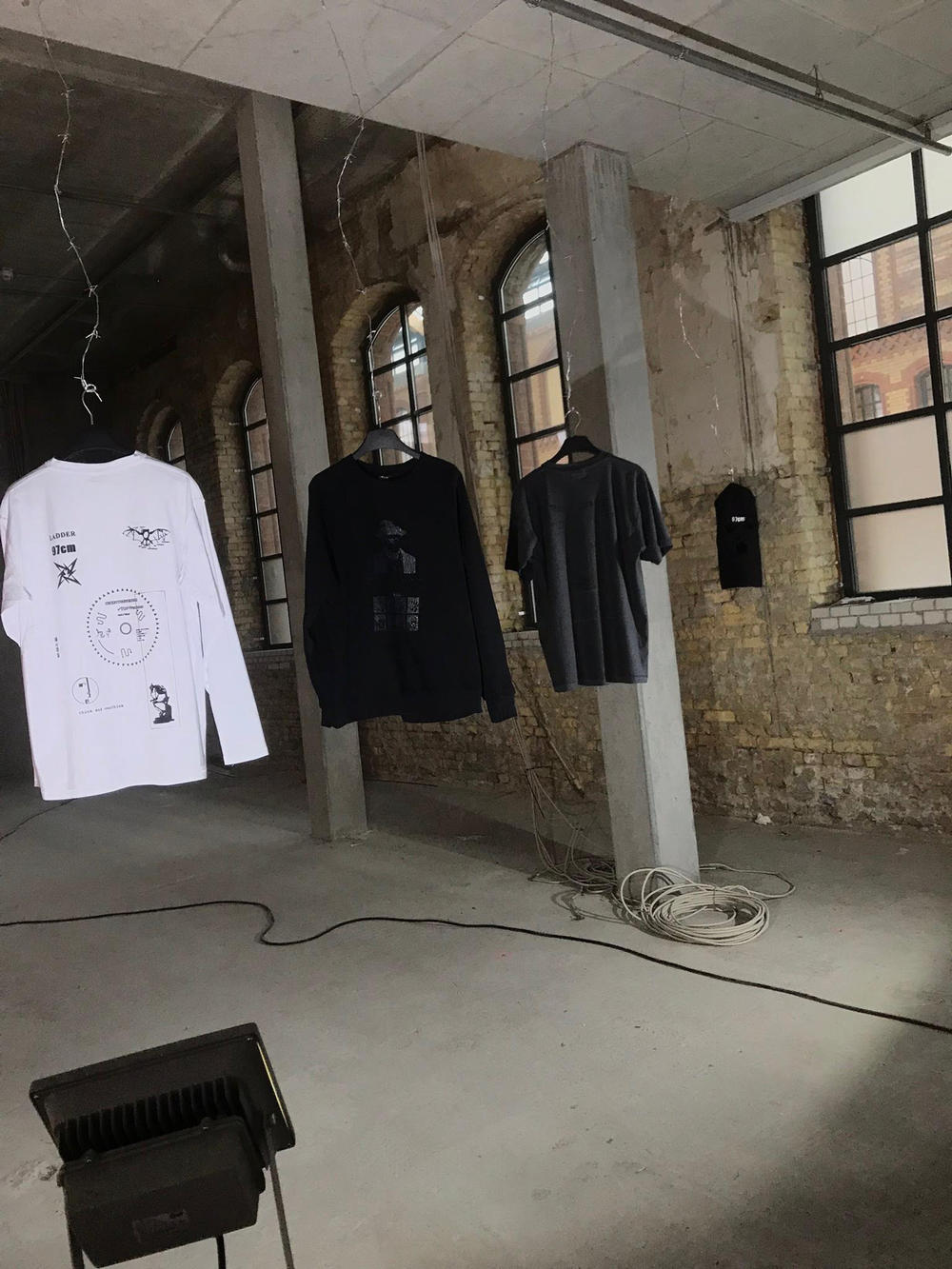 97cm Launches New Capsule & Accessories Germany Frankfurt Berlin
