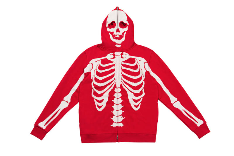 99%IS Dancing Skeleton Hoodies Like LRG Dead Serious