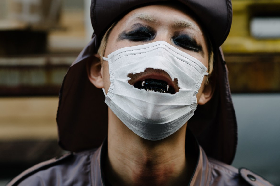 Release Surgical Mask 99 Hypebeast is-