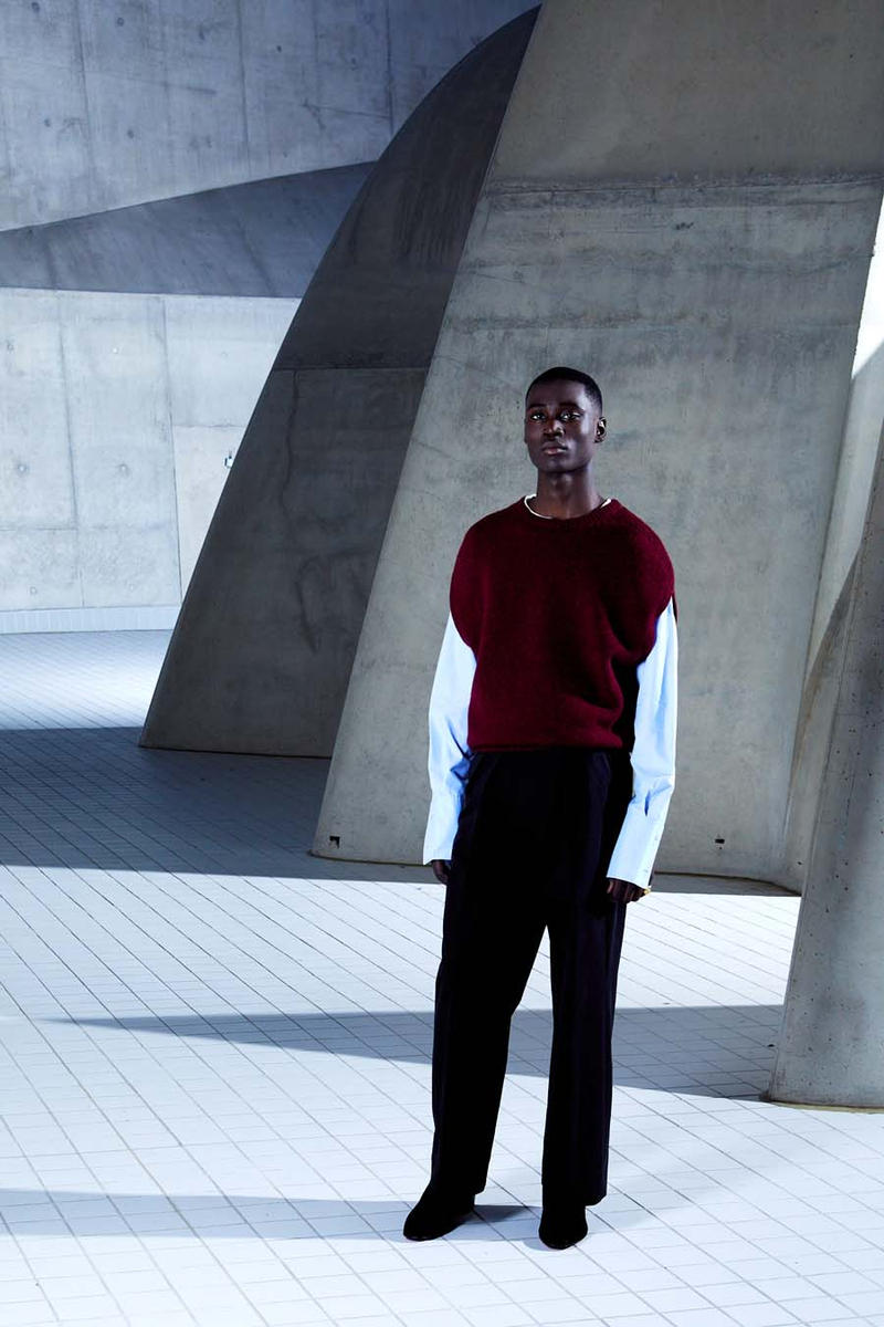 Casely-Hayford 2018 Fall/Winter Lookbook