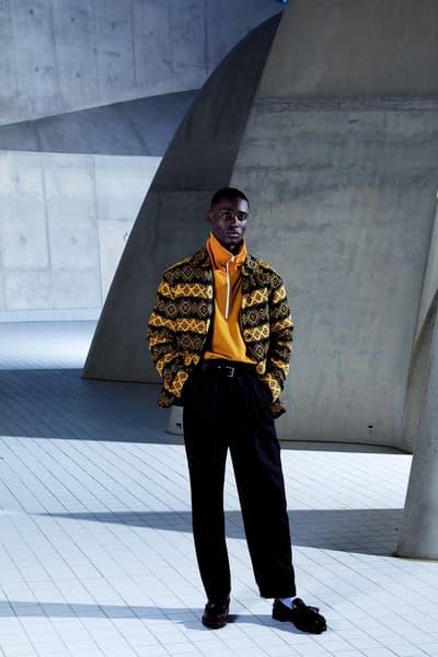 Casely-Hayford 2018 Fall/Winter Lookbook
