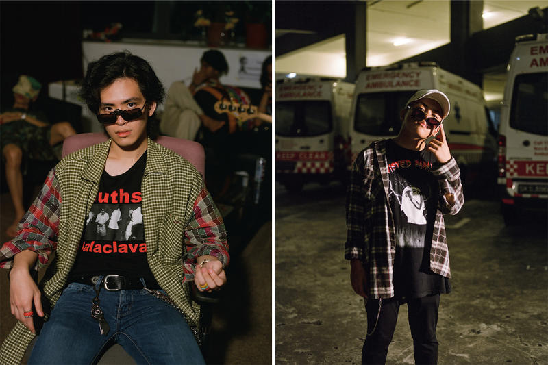 Dover Street Market Ryan O'Toole Collett Youths in Balaclava Singapore Off-White No Vacancy Inn Burberry
