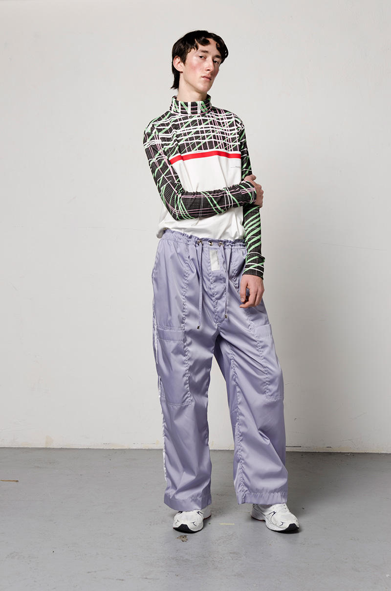 Federico Cina Lookbook Fall/Winter 2018 Fucking Young Soulland Afura
