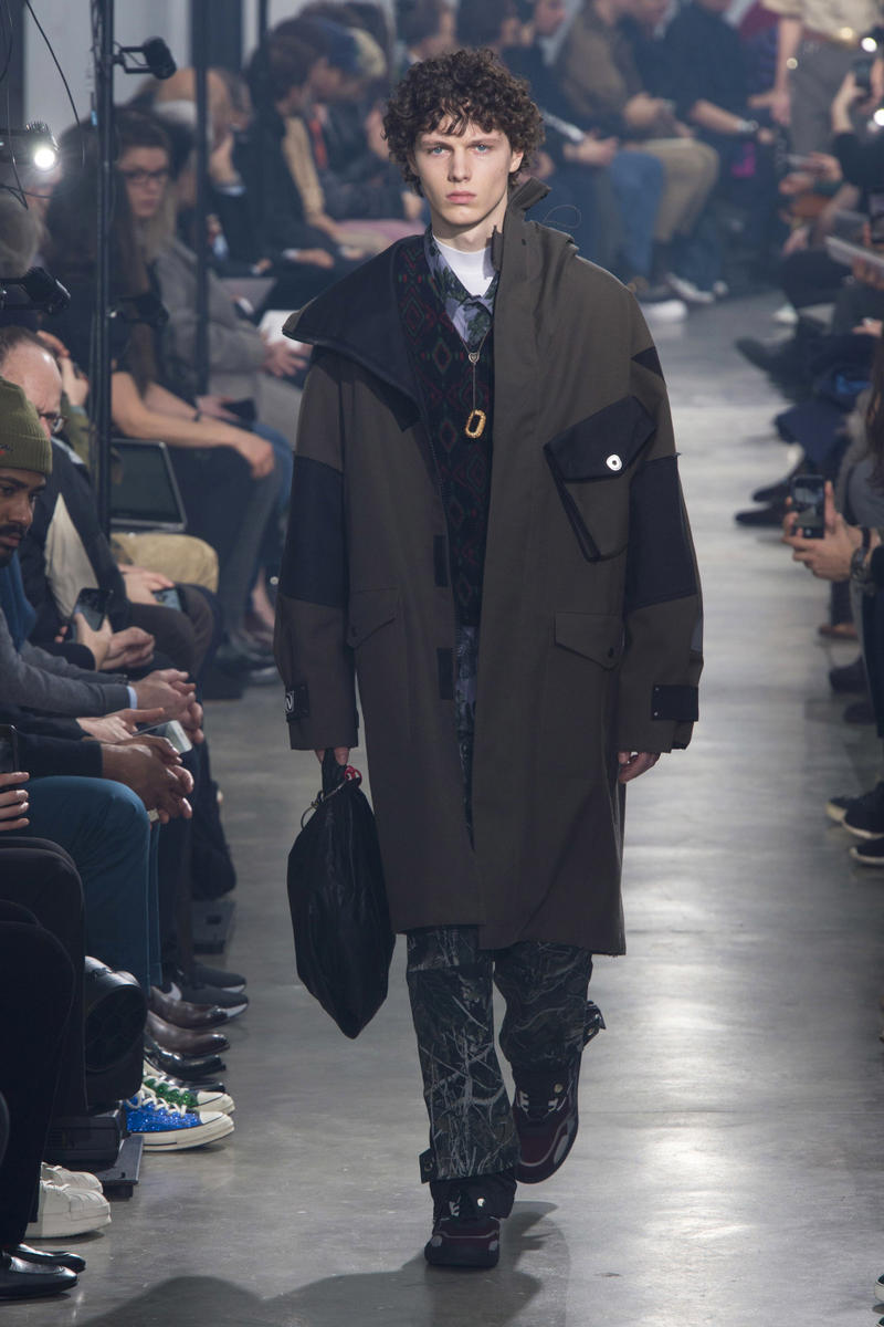 Lanvin 2018 Fall/Winter Collection paris fashion week men's 2018 fall winter