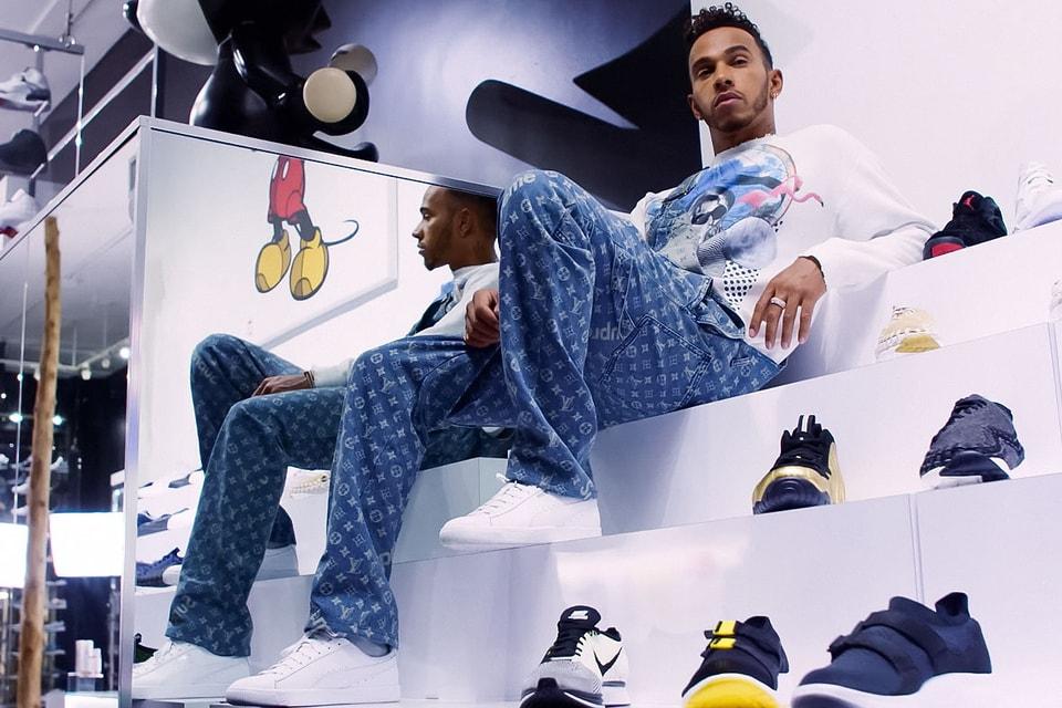 480ccaa8219229 Lewis Hamilton Talks Jerry Lorenzo   Working With PUMA on  Sneaker Shopping