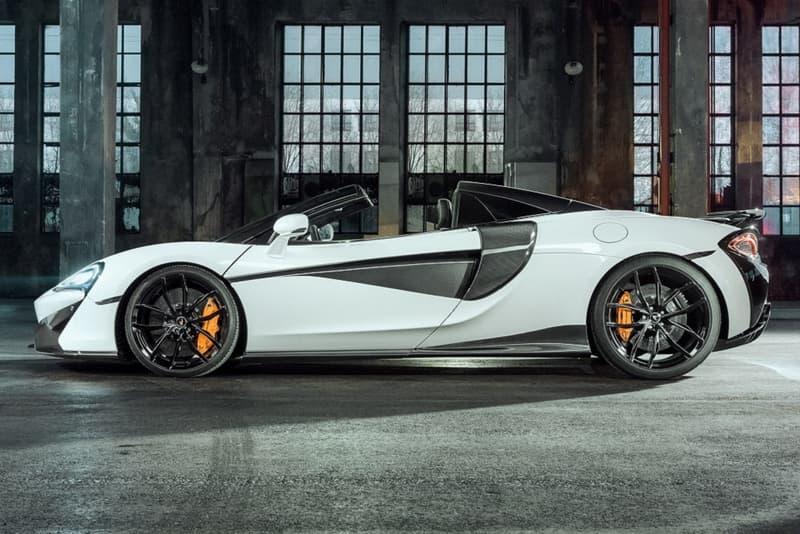 McLaren 570S Spider Refined by NOVITEC