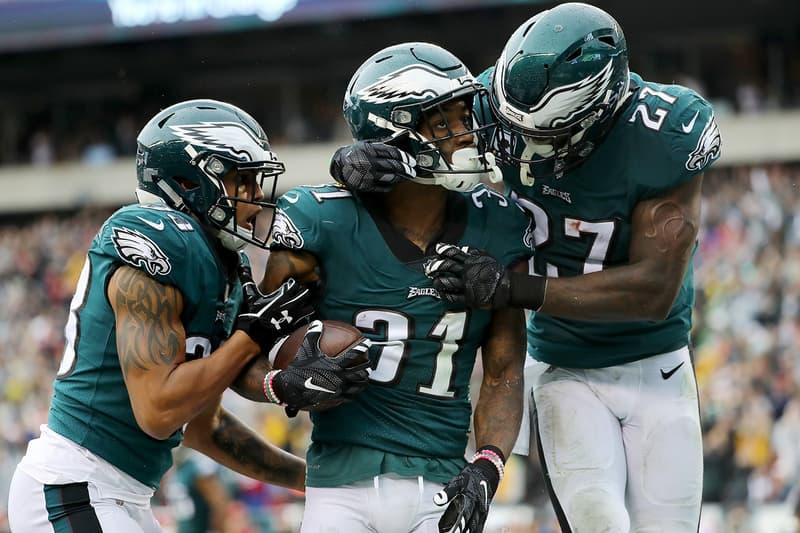 Philadelphia Eagles Minnesota Vikings NFC Championship Game Super Bowl LII