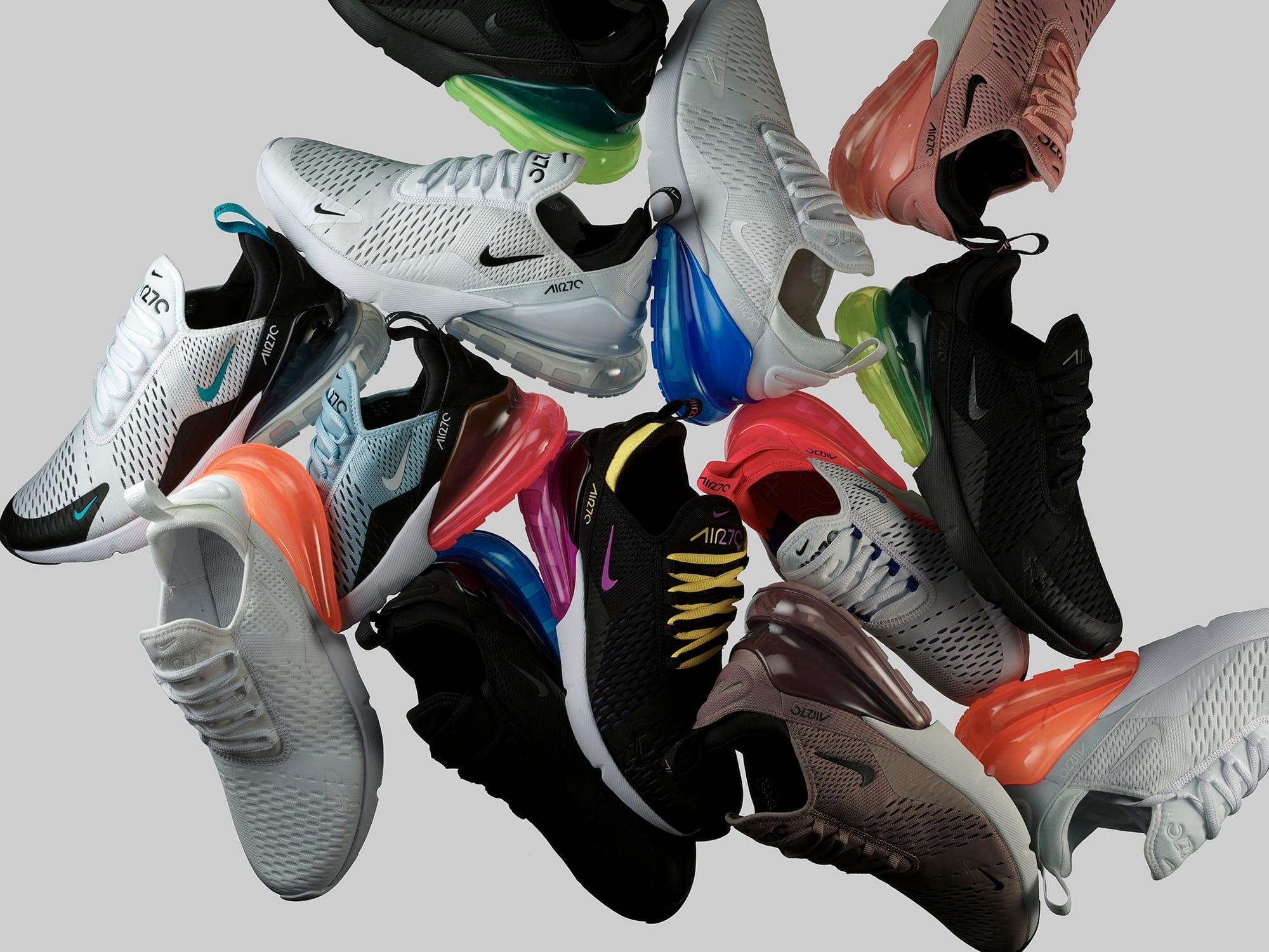 Nike Air Max 270 Official Photos