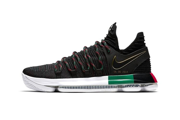 wholesale dealer 115d9 3bdbc Nike KD 10   HYPEBEAST