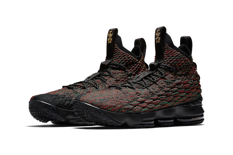 bf55aa5569 Nike Kevin Durant Day LeBron James 15 BHM Black History Month Sneakers  Kicks Runners Mens Shoes