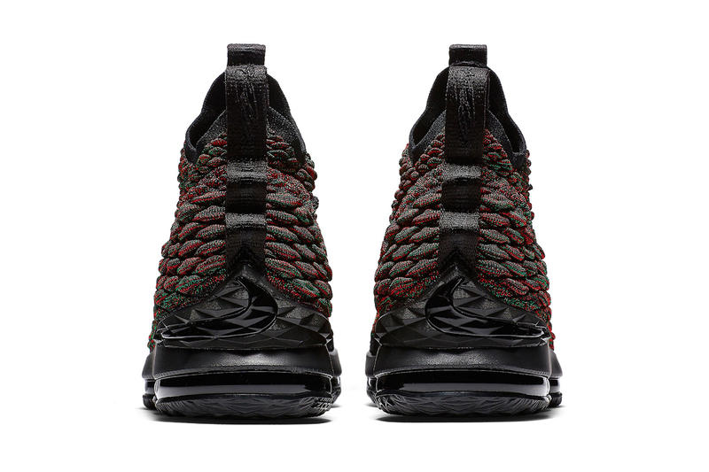 Nike Kevin Durant Day LeBron James 15 BHM Black History Month Sneakers Kicks Runners Mens Shoes Martin Luther King Jr January 15 2018 Release Date Drops Info