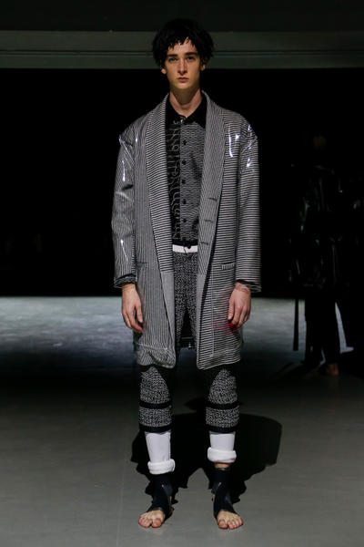 Pigalle 2018 Fall Winter Collection runway paris fashion week mens