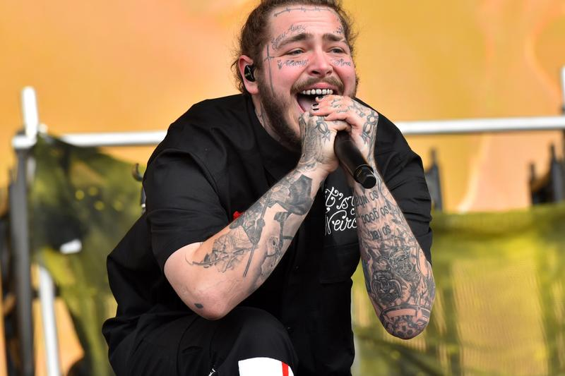 Post Malone Rockstar Breaks Record Spotify Global Charts