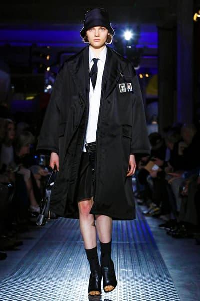 Prada 2018 Fall/Winter Collection milan fashion week men's 2018 fall winter