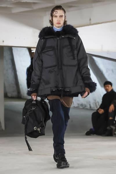 Sacai 2018 Fall/Winter Collection paris fashion week men's 2018 fall winter