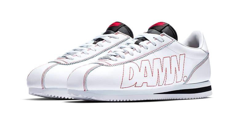f29662c2b9d45b Kendrick Lamar DAMN. Nike Cortez Kenny I NCAA