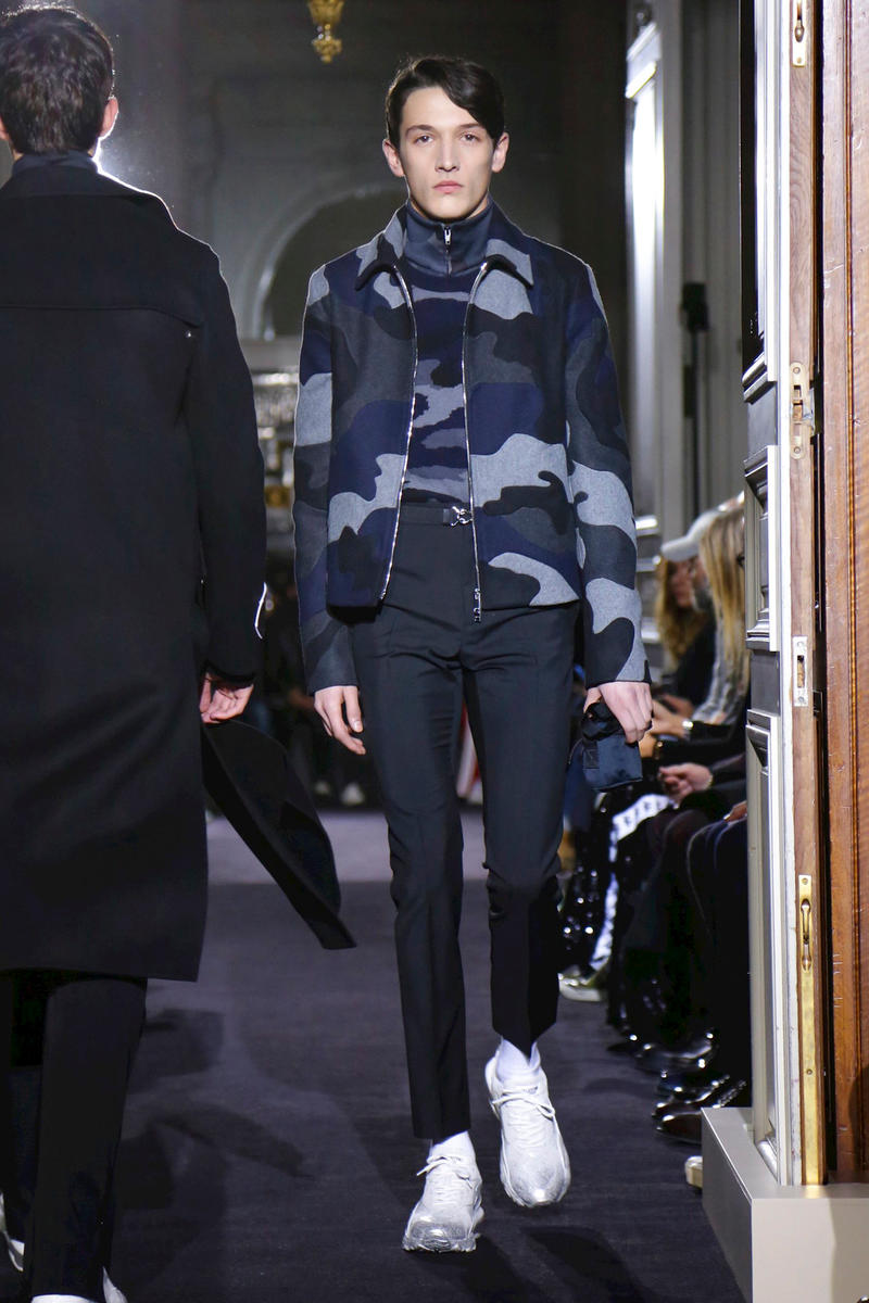 Valentino 2018 Fall Winter Collection Runway Paris Fashion Week Mens January