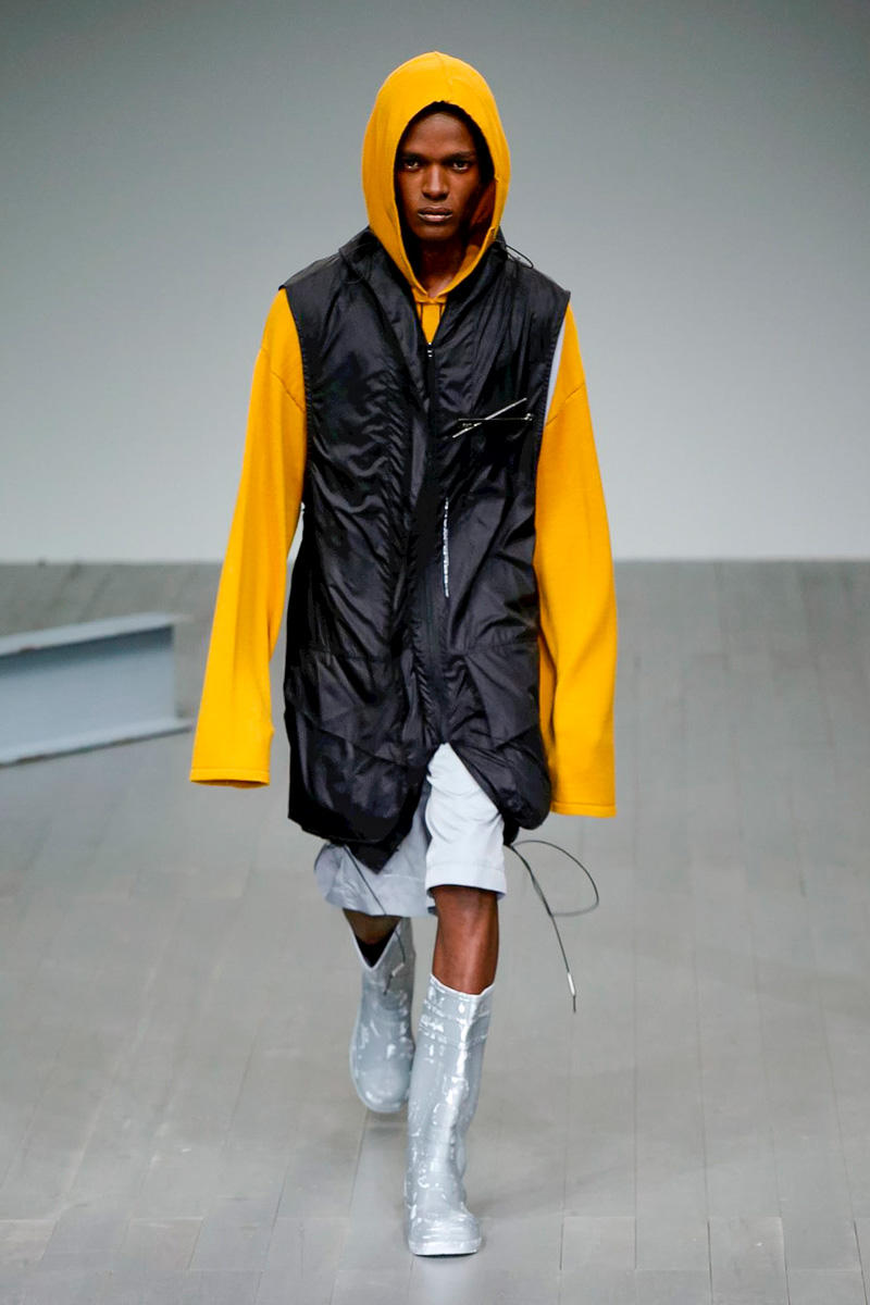 A-COLD-WALL* 2018 Fall/Winter Collection london fashion week london fashion week men's lfwm lfw:m london fashion week men's 2018 fall/winter