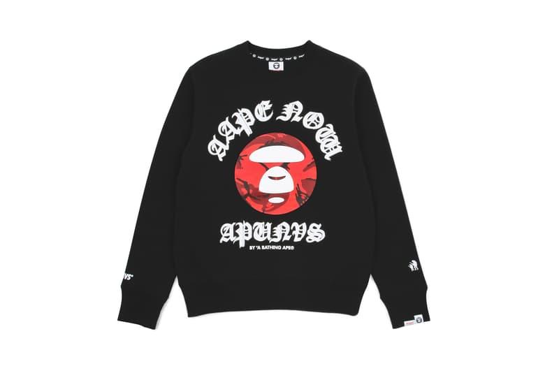 BAPE AAPE By A Bathing Ape Streetwear Fashion Apparel Accessories