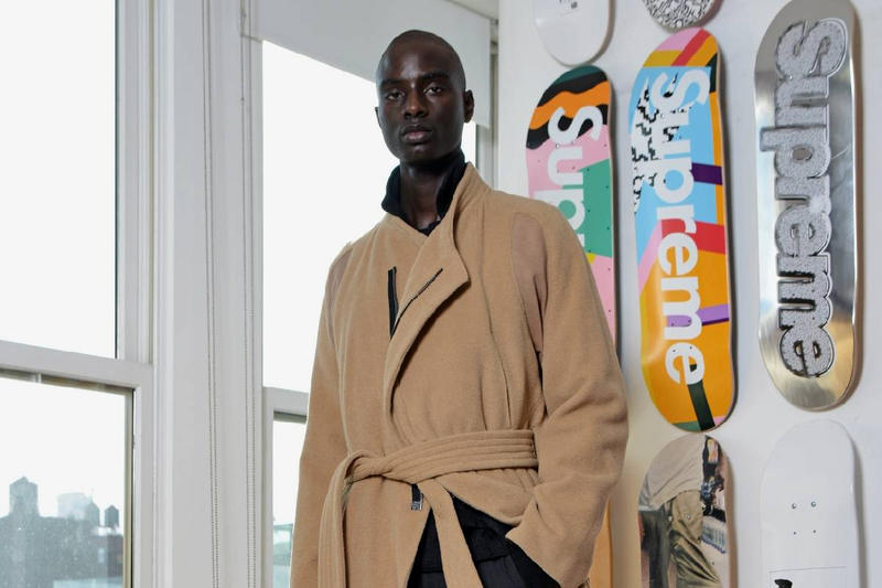 Abasi Rosborough Grailed Interview Editorial Archival Sale Sustainability Communication Clothing New York NYC Engineered Garments 2018