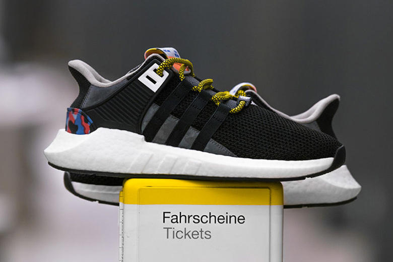 adidas BVG EQT Support 93 17 release info 2018 sneaker shoes Berlin Verkehrsbetriebe germany Overkill