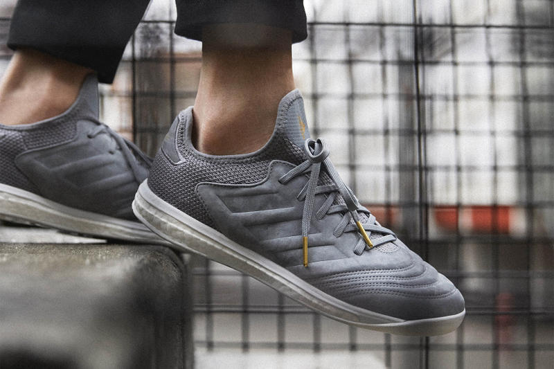 separation shoes a23d6 38979 adidas COPA Plus 18 TR PREMIUM 2018 January 18 Release Date Info Sneakers  Shoes Footwear Soccer