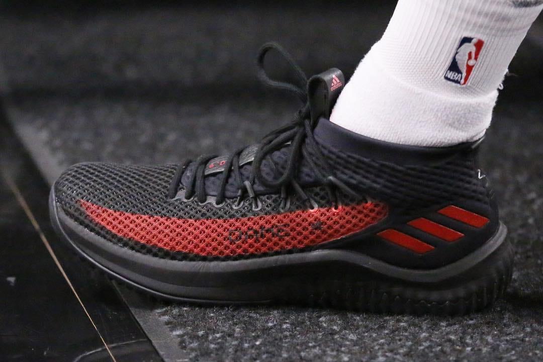 Damian Lillard adidas Dame 4 YEEZY