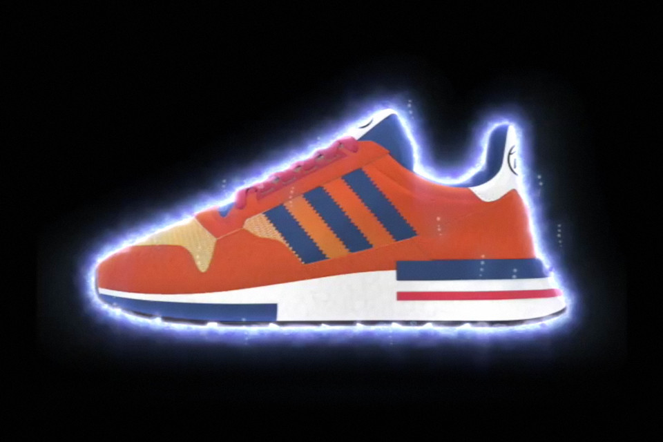eca0f39ae1655 A First Look at the  Dragon Ball Z  x adidas ZX 500 RM